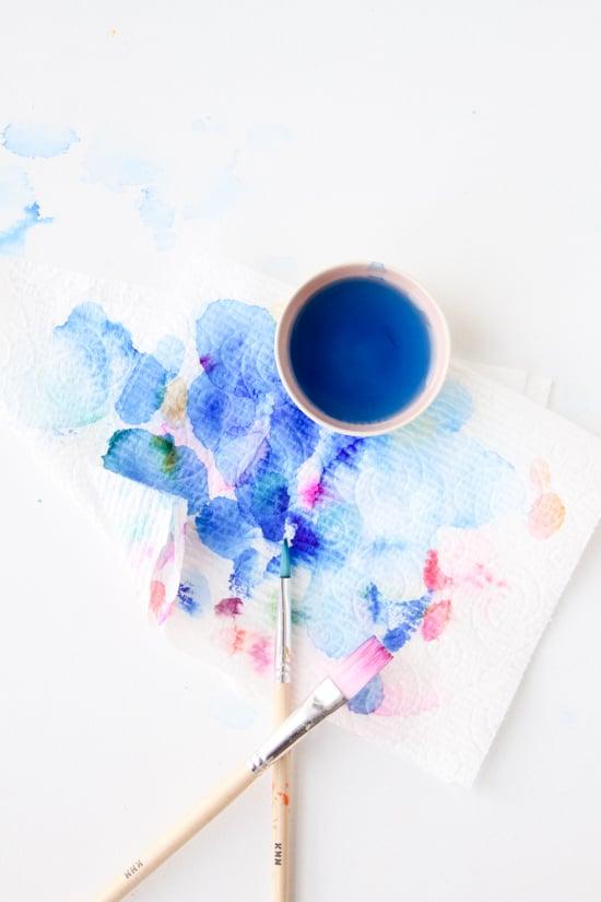 Watercolor vibe