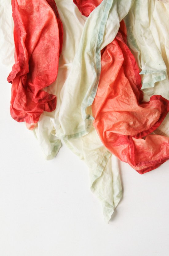 Bleached Linen Napkins