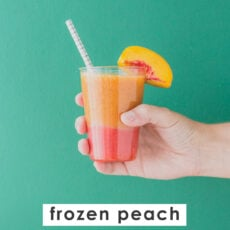 Peach Cocktails Perfect for Summer (Recipe)