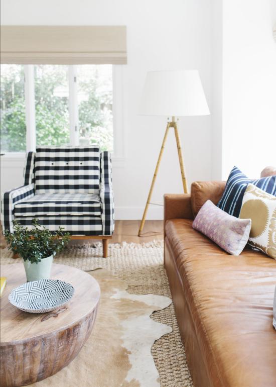 Living Room. Natural Light Inspiration.