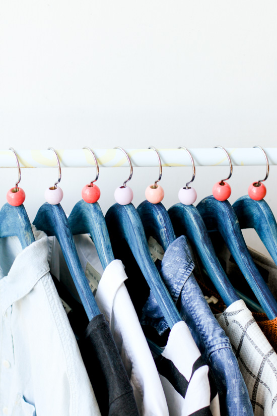 DIY Clothing Hanger Idea