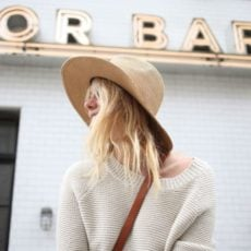 Hat Brat: 9 Wide Brim Hats that Will Get You Excited for Fall