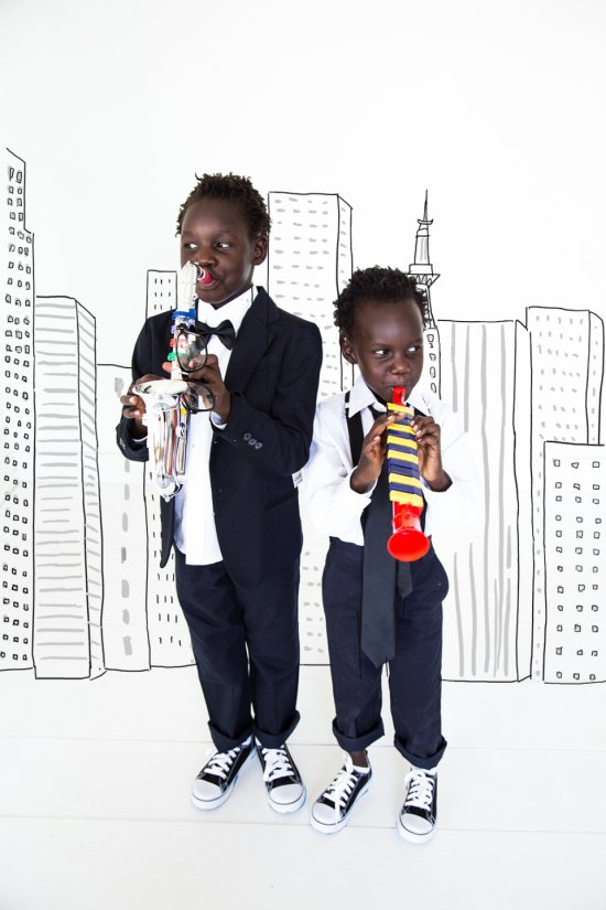 24 Awesome DIY Halloween Costumes to Try This Year // DIY Jimmy Fallon and The Roots Costume