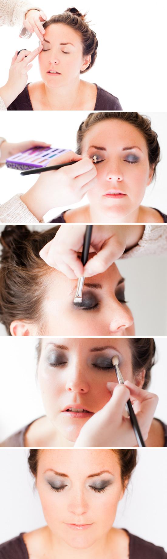 How to create a dramatic smokey eye (beauty tutorial)