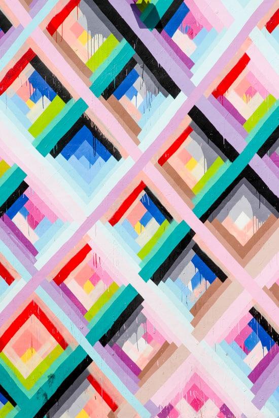 Maya Hayuk // Wynwood Walls