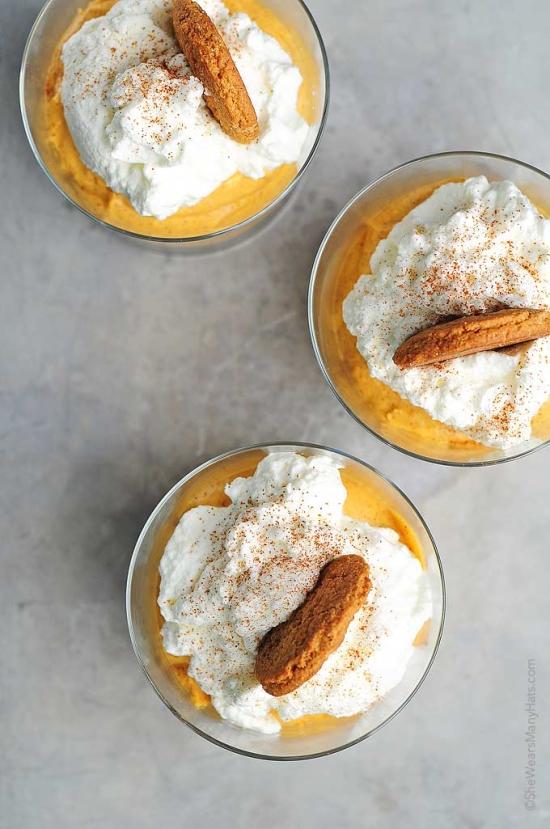 easy bake pumpkin cheesecake recipe