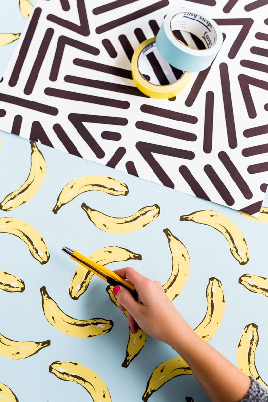 DIY // This house-shaped coin bank project is bananas.