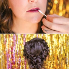 Decked Out: DIY Holiday Hair and Makeup Ideas that Look Great on Everyone