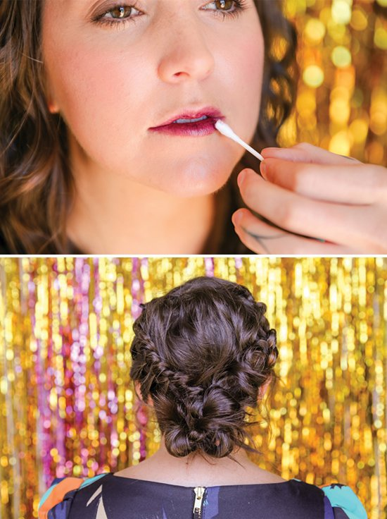 Holiday Beauty // DIY hair and makeup ideas (with tutorials) that look great on everyone