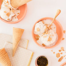 I Die for Chai: Homemade Chai Ice Cream Recipe