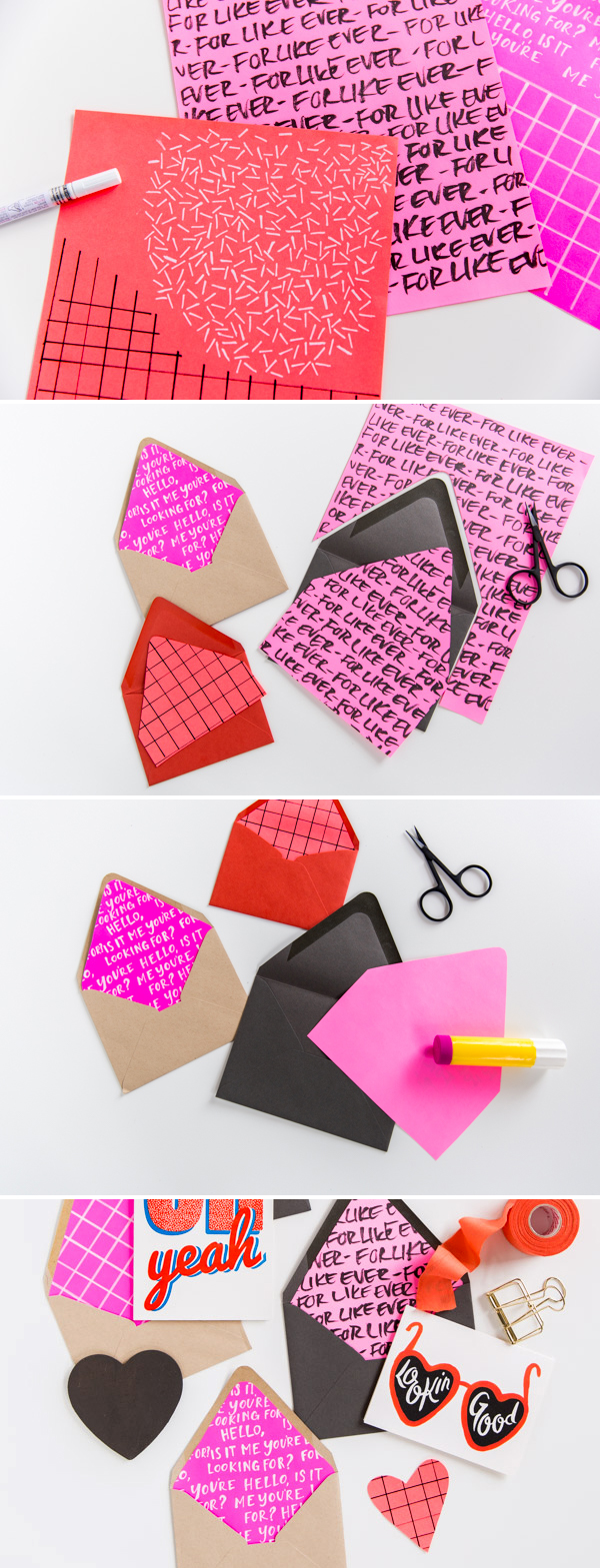 how to make printmaster envelope