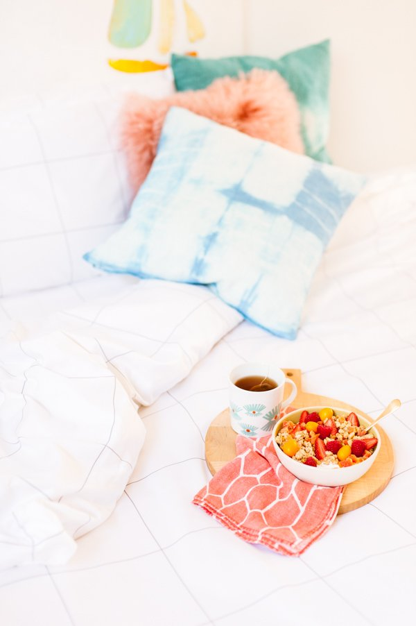 3 Quick and Easy Breakfast in Bed Ideas