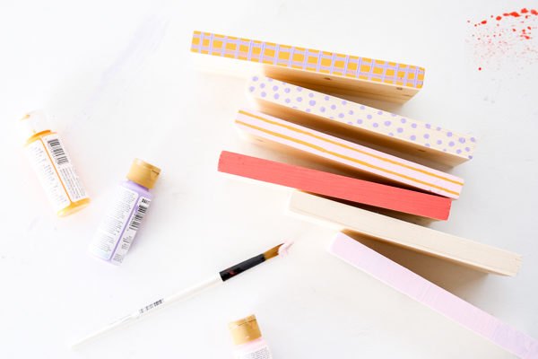 How to Make a DIY (Reversible) Wood Makeup Organizer
