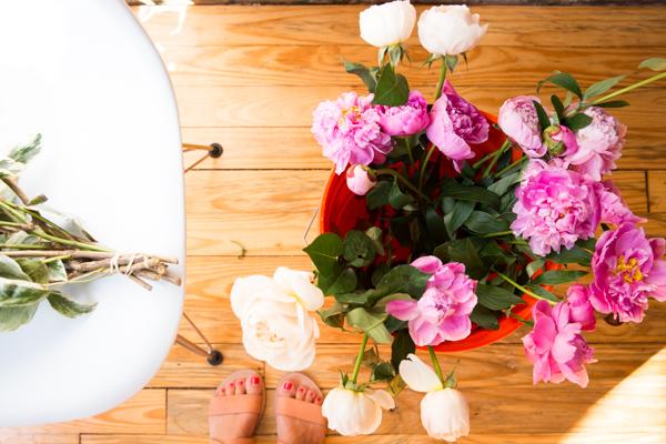 Floral arrangements for spring