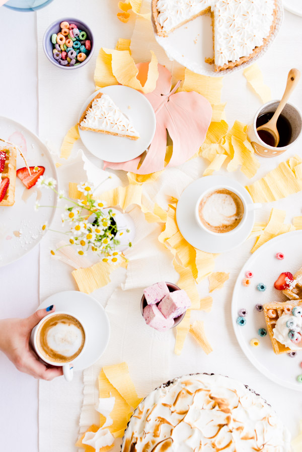 A DIY Mother's Day Brunch Filled with DIY Party Ideas