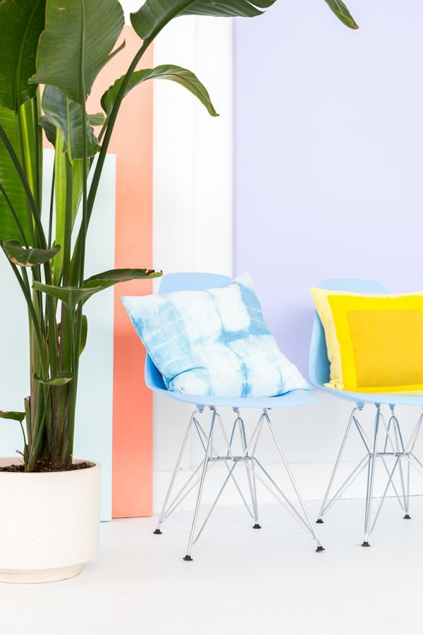 How to change your wall color without painting your walls (perfect for renters)