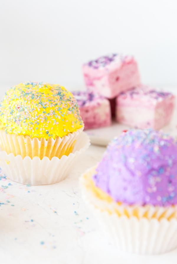 Colorful desserts!