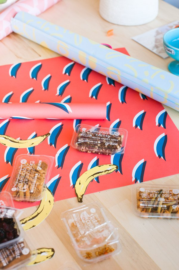Behind the scenes with Paper & Stitch and Graze