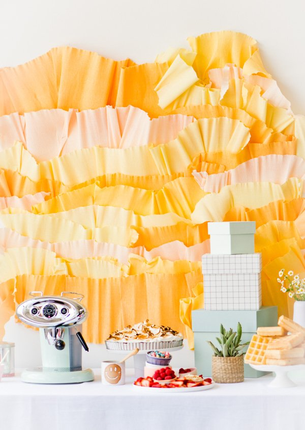 A Colorful Mother's Day Brunch Filled with DIY Party Ideas + A Big Giveaway!