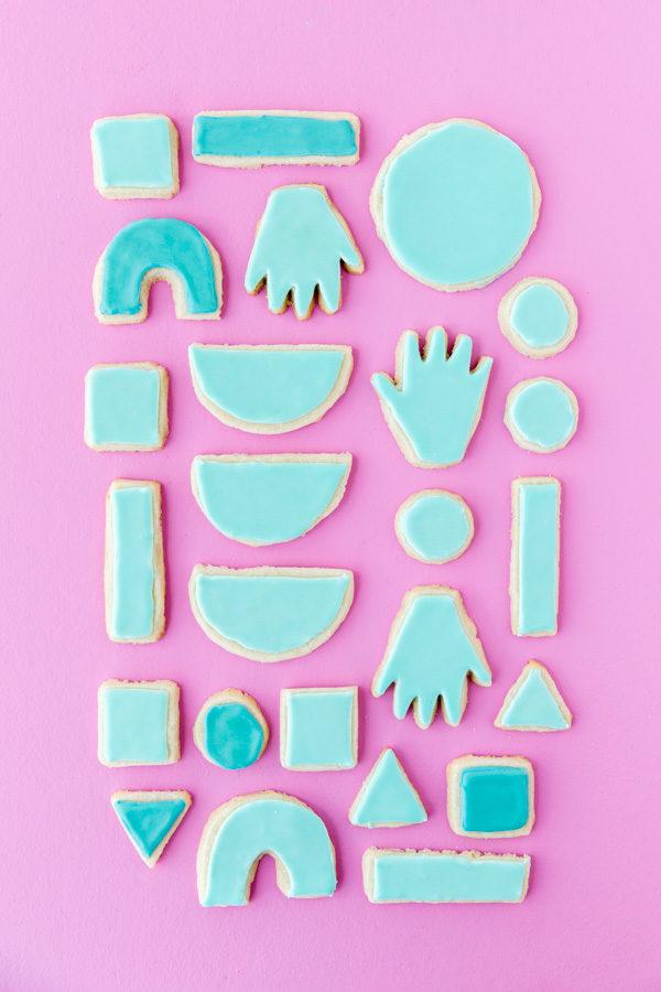 Sugar cookie patterns