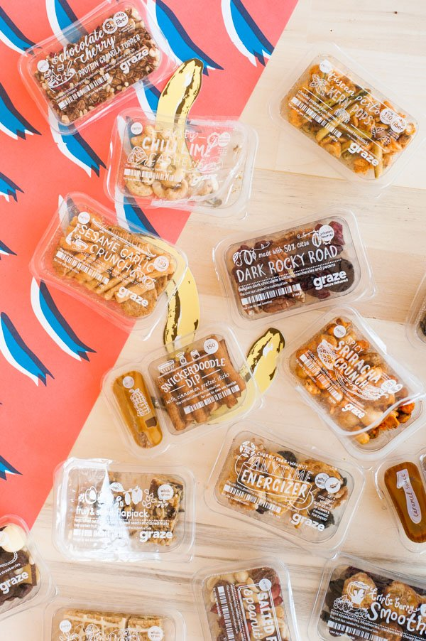 Behind the scenes with Paper & Stitch and @grazeusa
