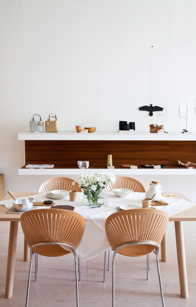 48 DroolWorthy Dining Rooms You'll Love Paper And Stitch Classy How To Clean Dining Room Chairs
