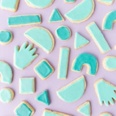 Sugar Daddy: Iced Sugar Cookie Shapes, Patterns, and Recipe