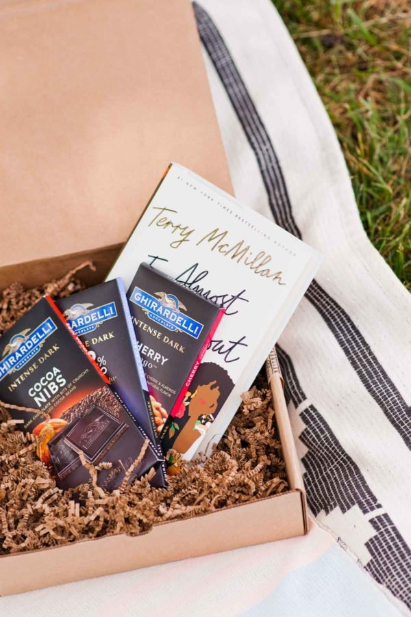 Ghirardelli Savor the Dark subscription box