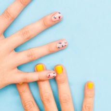 Spotted and Dotted: DIY Polka Dot Nails