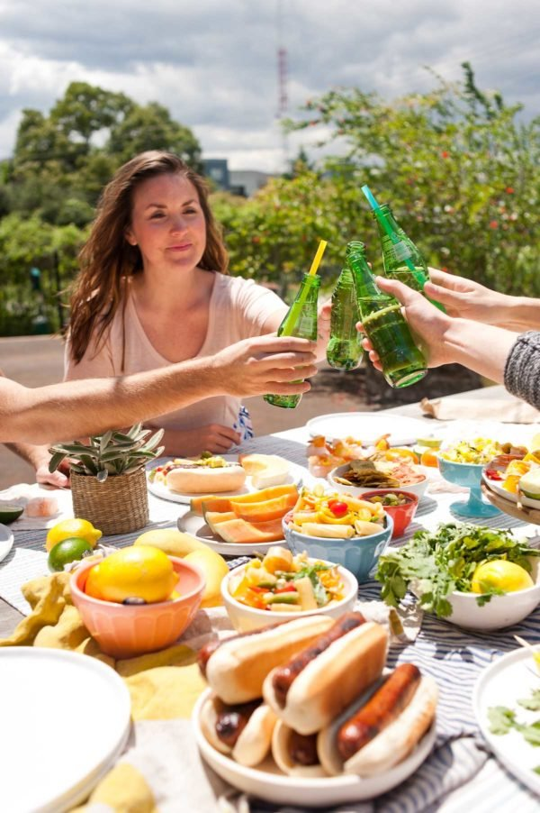 Summer entertaining ideas and recipes