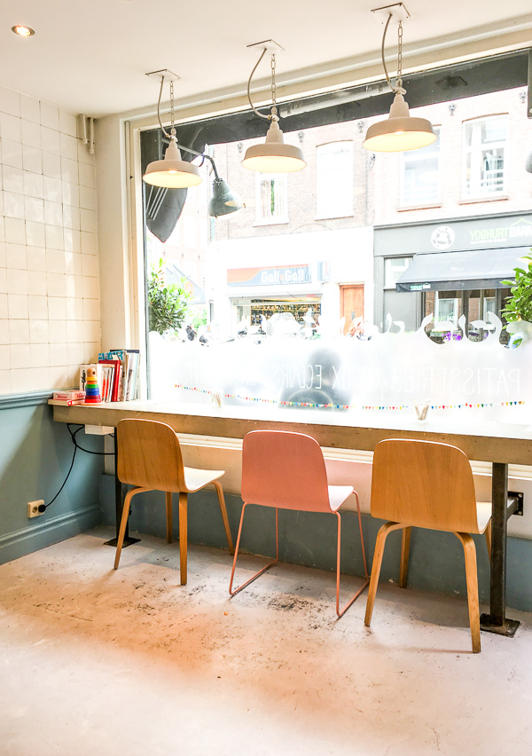 The best bakeries in Amsterdam
