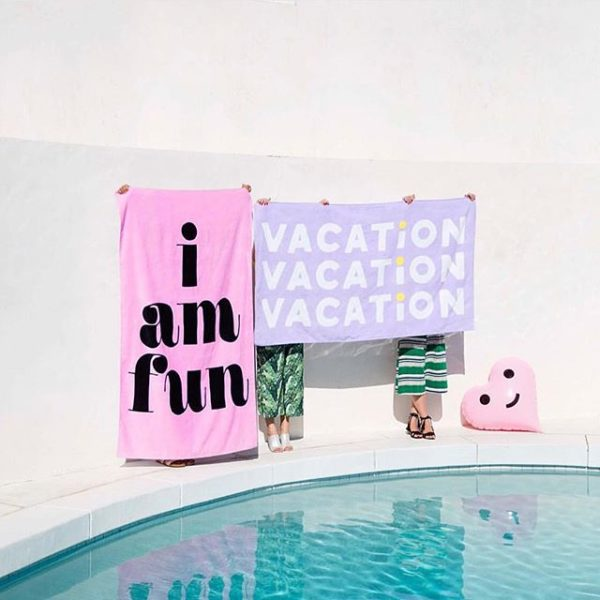 Beach Babe: The Coolest Beach Towels for Summer