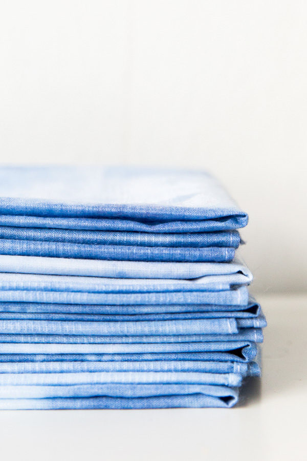 Shibori textiles DIY