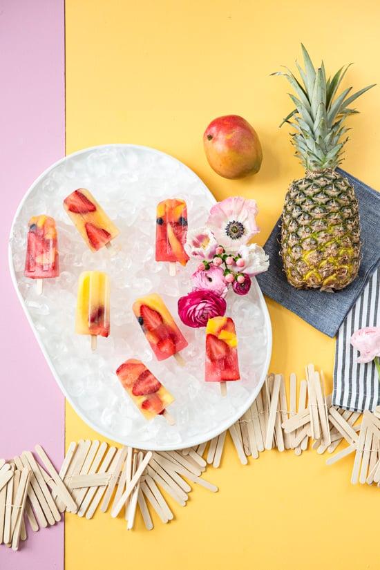fruit punch pops recipe