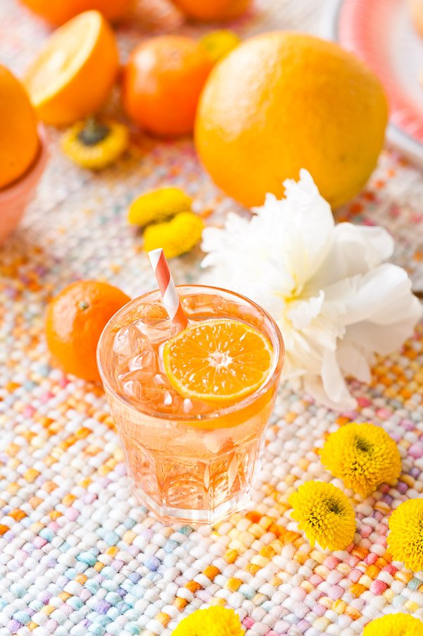 Summer Party Prep in 30 Minutes or Less + 3-2-1 Cocktail Recipe