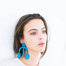 Play It By Ear: 11 Super Chic + Unique Statement Earrings for Summer