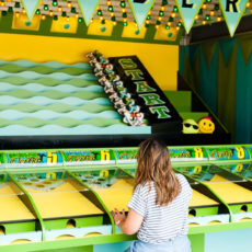 Summer Field Trip: Carnival Games and Candy