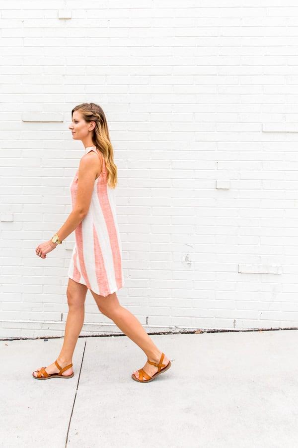 DIY Summer Shift Dress