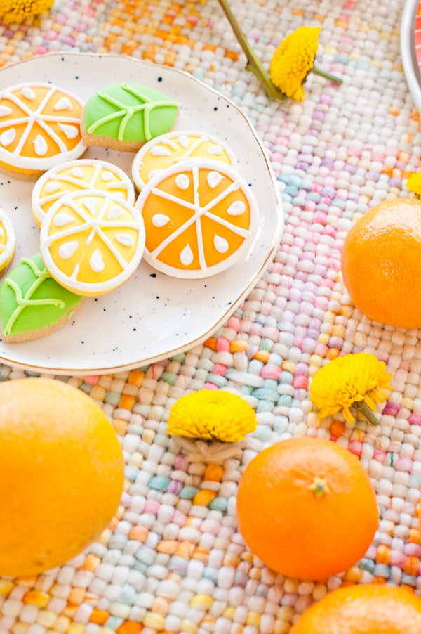 Colorful party inspiration for summer