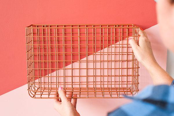 How to Make a Giant DIY Mood Board Organizer