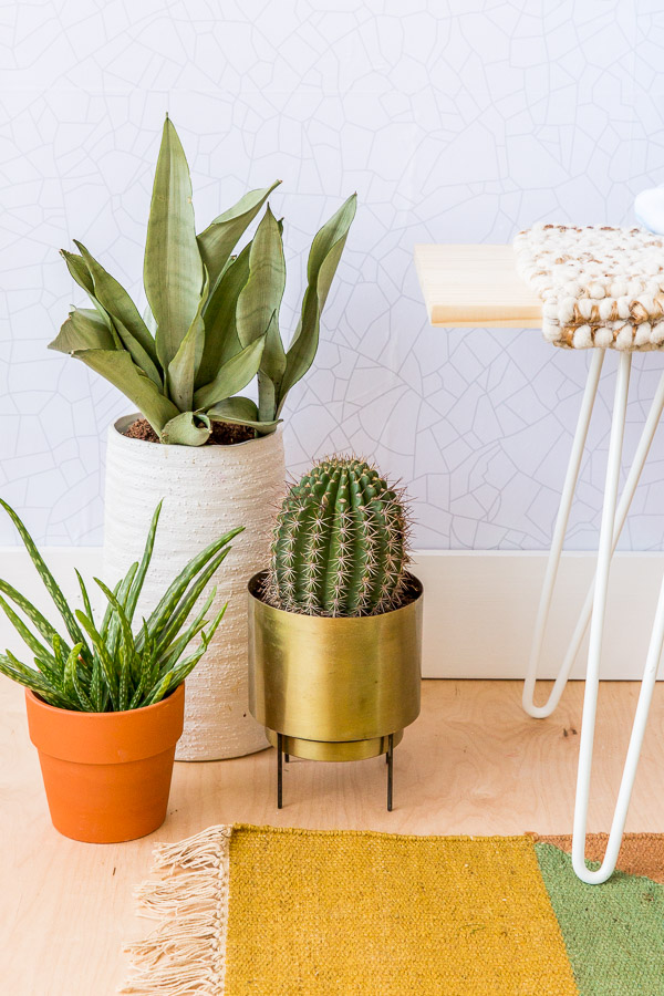 A simple entryway makeover for fall