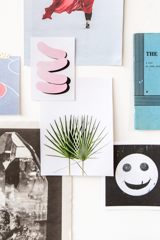 Mood board inspiration