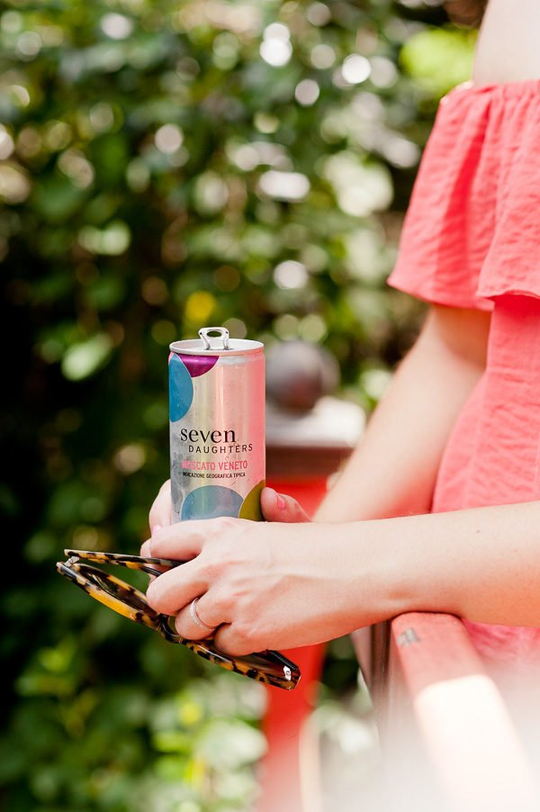 Seven Daughters Moscato in a can