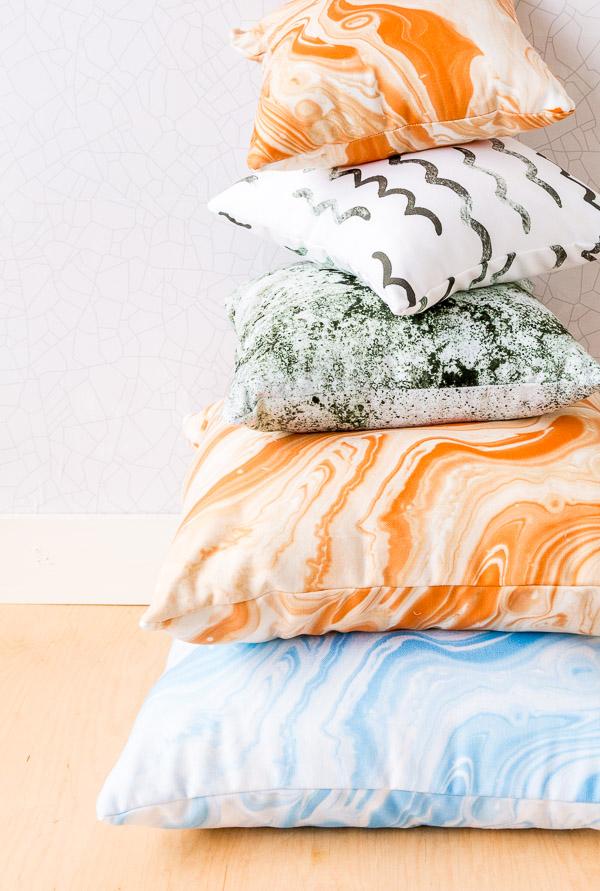 Pillow patterns!