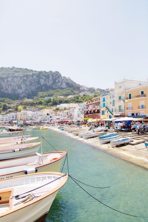The Amalifi Coast (from Studio DIY)