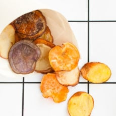 Let's Get Baked: Homemade Baked Potato Chips