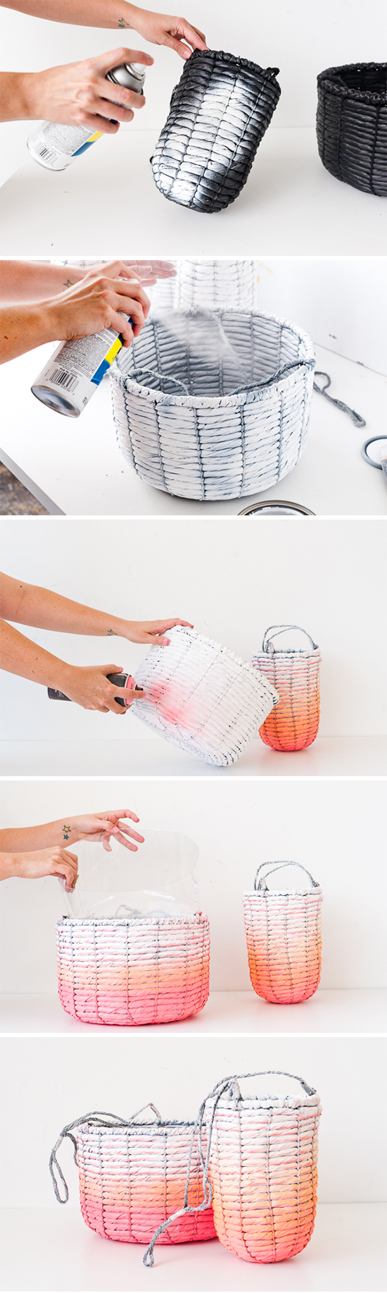 Hanging DIY Ice Chest for Labor Day