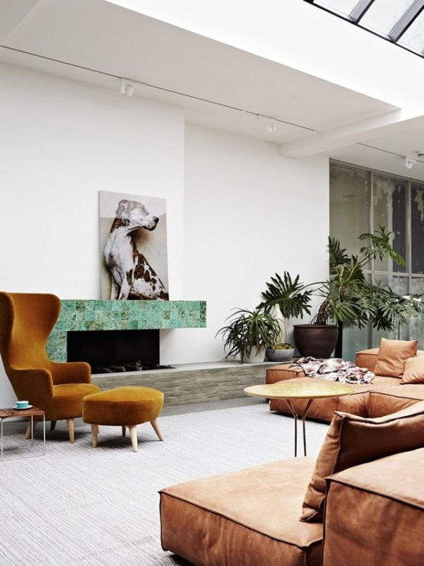 11 Ways I'm Falling for (Fall-Inspired) Interiors