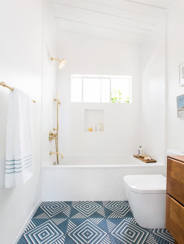 Cool Bathrooms Part - 49: 17 Incredibly Cool Bathrooms (For Every Style)