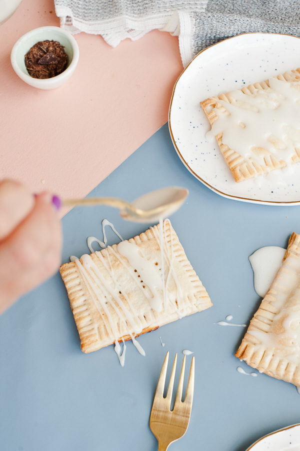 S'more pop tarts recipe